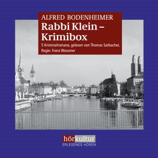 Alfred Bodenheimer: Rabbi Klein-Krimibox