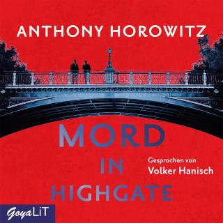 Anthony Horowitz: Mord in Highgate. Hawthorne ermittelt
