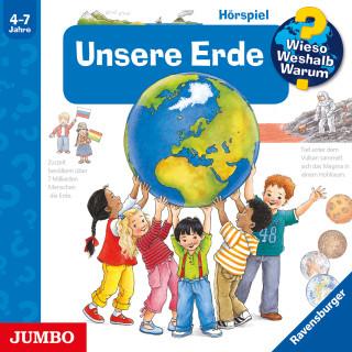 Angela Weinhold: Wieso? Weshalb? Warum? Unsere Erde