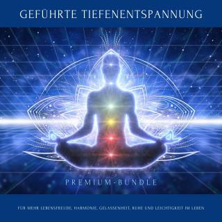 Patrick Lynen: Geführte Tiefenentspannung für mehr Lebensfreude, Harmonie, Gelassenheit, Ruhe und Leichtigkeit im Leben