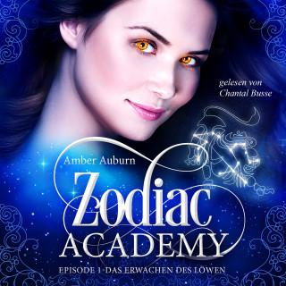 Amber Auburn: Zodiac Academy, Episode 1 - Das Erwachen des Löwen