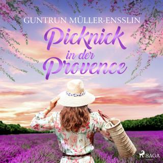 Guntrun Müller-Ensslin: Picknick in der Provence