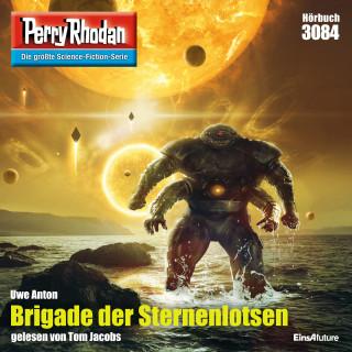 Uwe Anton: Perry Rhodan 3084: Brigade der Sternenlotsen