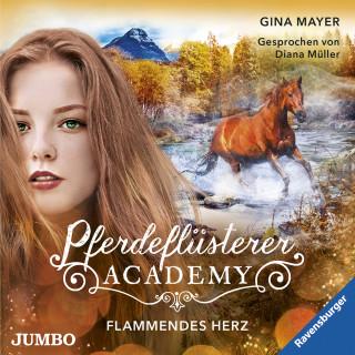 Gina Mayer: Pferdeflüsterer-Academy. Flammendes Herz