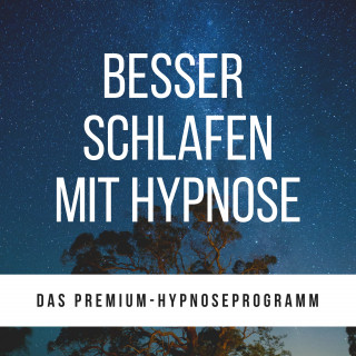Patrick Lynen: Besser schlafen mit Hypnose