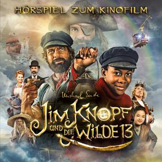 Dirk Ahner, Michael Ende, Manfred Jenning, Thomas Karallus: Jim Knopf und die Wilde 13 (Hörspiel zum Kinofilm)