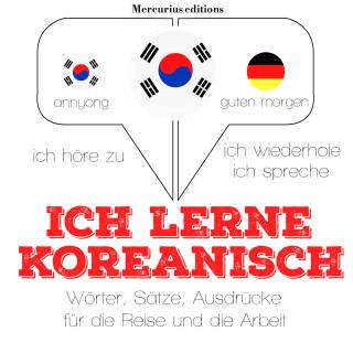 JM Gardner: Ich lerne Koreanisch
