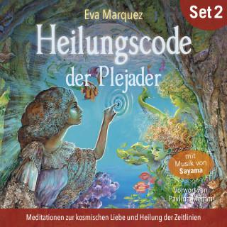 Eva Marquez: Heilungscode der Plejader (Übungs-Set 2)