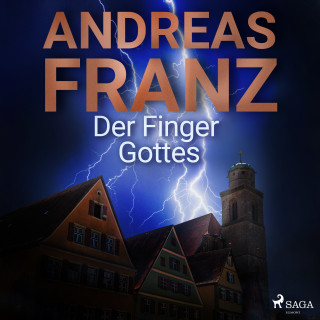 Andreas Franz: Der Finger Gottes