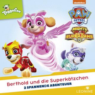 Folgen 115-116: Berthold und die Superkätzchen