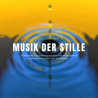 Yella A. Hayworth: Musik der Stille: Traumhafte Entspannungsmusiken und Meditationen zum Runterkommen und Wohlfühlen