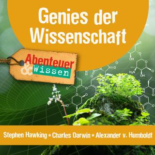 Ulrike Beck, Maja Nielsen, Robert Steudtner: Genies der Wissenschaft: Stephen Hawking, Charles Darwin, Alexander von Humboldt
