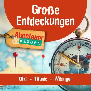 Gudrun Sulzenbacher, Maja Nielsen, Alexander Emmerich, Theresia Singer: Große Entdeckungen: Ötzi, Titanic, Wikinger