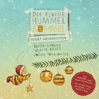 Anja Herrenbrück, Maite Kelly, Britta Sabbag: Die kleine Hummel Bommel feiert Weihnachten