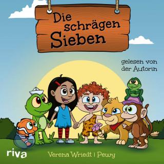 Verena Wriedt: Die schrägen Sieben