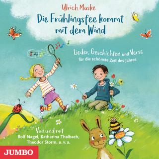 Ulrich Maske: Die Frühlingsfee kommt mit dem Wind