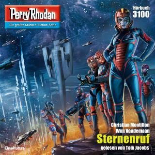 Christian Montillon, Wim Vandemaan: Perry Rhodan 3100: Sternenruf