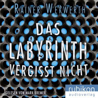 Rainer Wekwerth: Das Labyrinth vergisst nicht