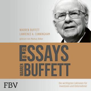 Warren Buffett: Die Essays von Warren Buffett