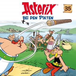 Jean-Yves Ferri: 35: Asterix bei den Pikten