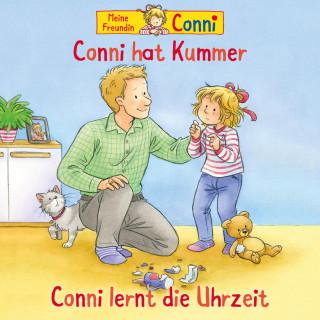 Hans-Joachim Herwald, Liane Schneider, Ludger Billerbeck: Conni hat Kummer / Conni lernt die Uhrzeit