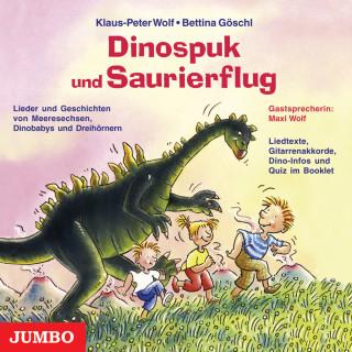Klaus-Peter Wolf, Bettina Göschl: Dinospuk und Saurierflug