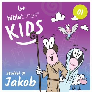 bibletunesKIDS: Jakob