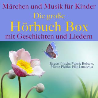 Hans Christian Andersen, Gebrüder Grimm: Märchen und Musik für Kinder