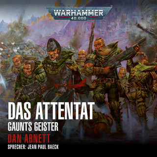 Dan Abnett: Warhammer 40.000: Gaunts Geister 07