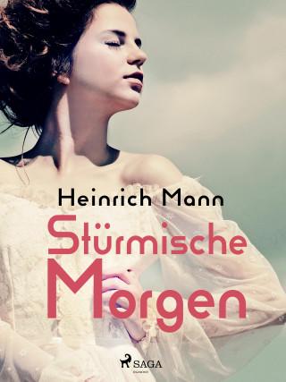 Heinrich Mann: Stürmische Morgen