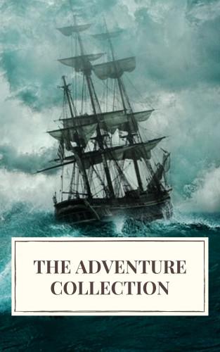 Jonathan Swift, Jack London, Rudyard Kipling, Howard Pyle, Robert Louis Stevenson, Icarsus: The Adventure Collection: Treasure Island, The Jungle Book, Gulliver's Travels, White Fang...