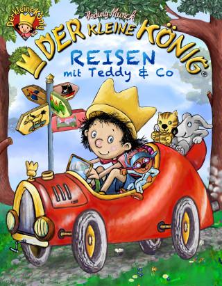 Hedwig Munck: Der kleine König - Reisen mit Teddy & Co