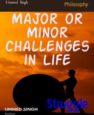 Ummed Singh: Struggle