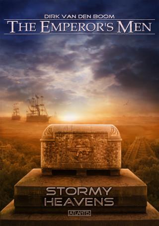 Dirk van den Boom: The Emperor's Men 8: Stormy Heavens