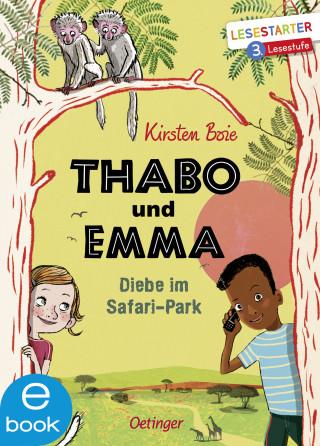 Kirsten Boie: Thabo und Emma 1