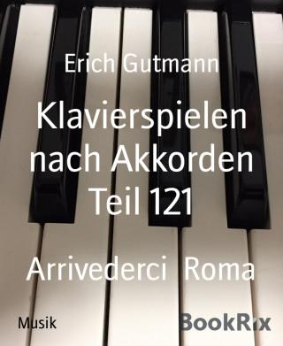 Erich Gutmann: Klavierspielen nach Akkorden Teil 121