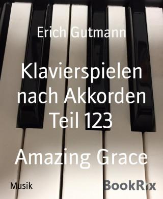 Erich Gutmann: Klavierspielen nach Akkorden Teil 123