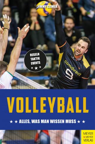 Jimmy Czimek: Volleyball