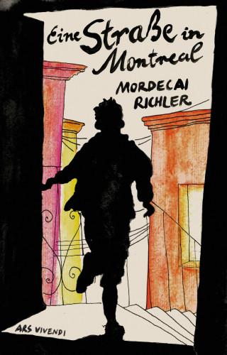 Mordecai Richler: Eine Straße in Montreal (eBook)