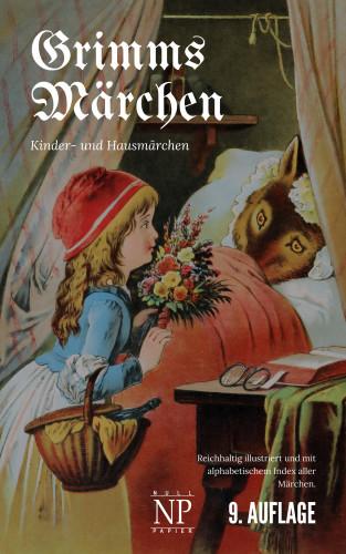 Jacob Grimm, Wilhelm Carl Grimm: Grimms Märchen - Vollständige, überarbeitete und illustrierte Ausgabe (HD)