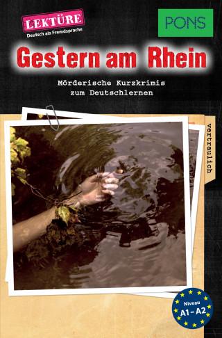 Emily Slocum: PONS Kurzkrimis: Gestern am Rhein