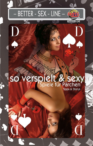 Ina Stein, Anita Rosenbach, Sabrina Brady, Miriam Eister: So verspielt & sexy