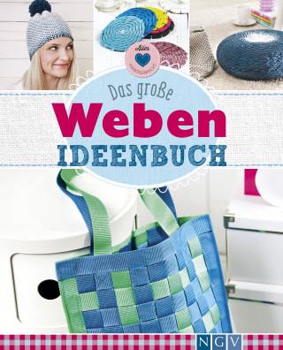 Annemarie Arzberger, Manuel Obriejetan: Das große Weben Ideenbuch