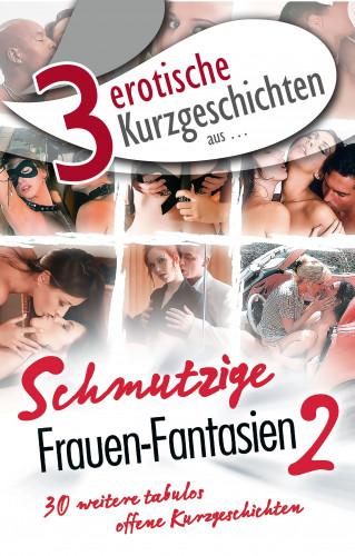 """Ina Stein, Sarah Lee, LaCro: 3 erotische Kurzgeschichten aus: """"Schmutzige Frauen-Fantasien 2"""""""