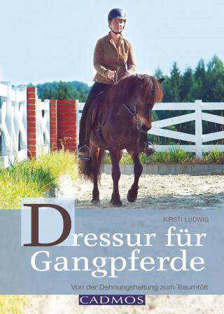 Kirsti Ludwig: Dressur für Gangpferde