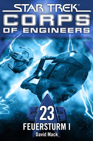 David Mack: Star Trek - Corps of Engineers 23: Feuersturm 1