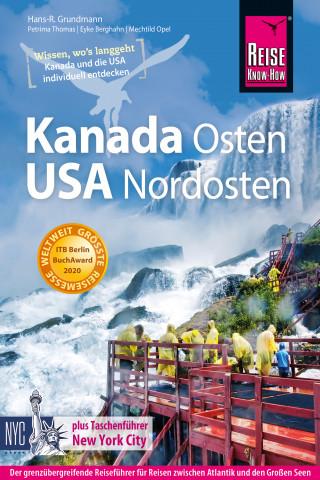 Hans-R. Grundmann, Eyke Berghahn, Petrima Thomas, Mechtild Opel: Kanada Osten / USA Nordosten