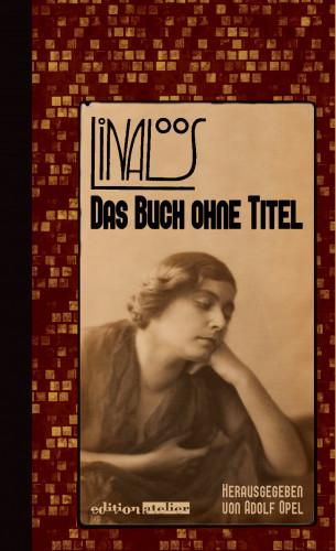 Lina Loos: Das Buch ohne Titel