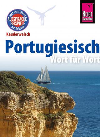 Jürg Conrad Ottinger: Portugiesisch - Wort für Wort