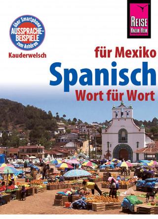 Enno Witfeld: Spanisch für Mexiko - Wort für Wort
